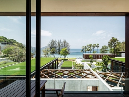 度假胜地:泰国普吉岛纳卡酒店