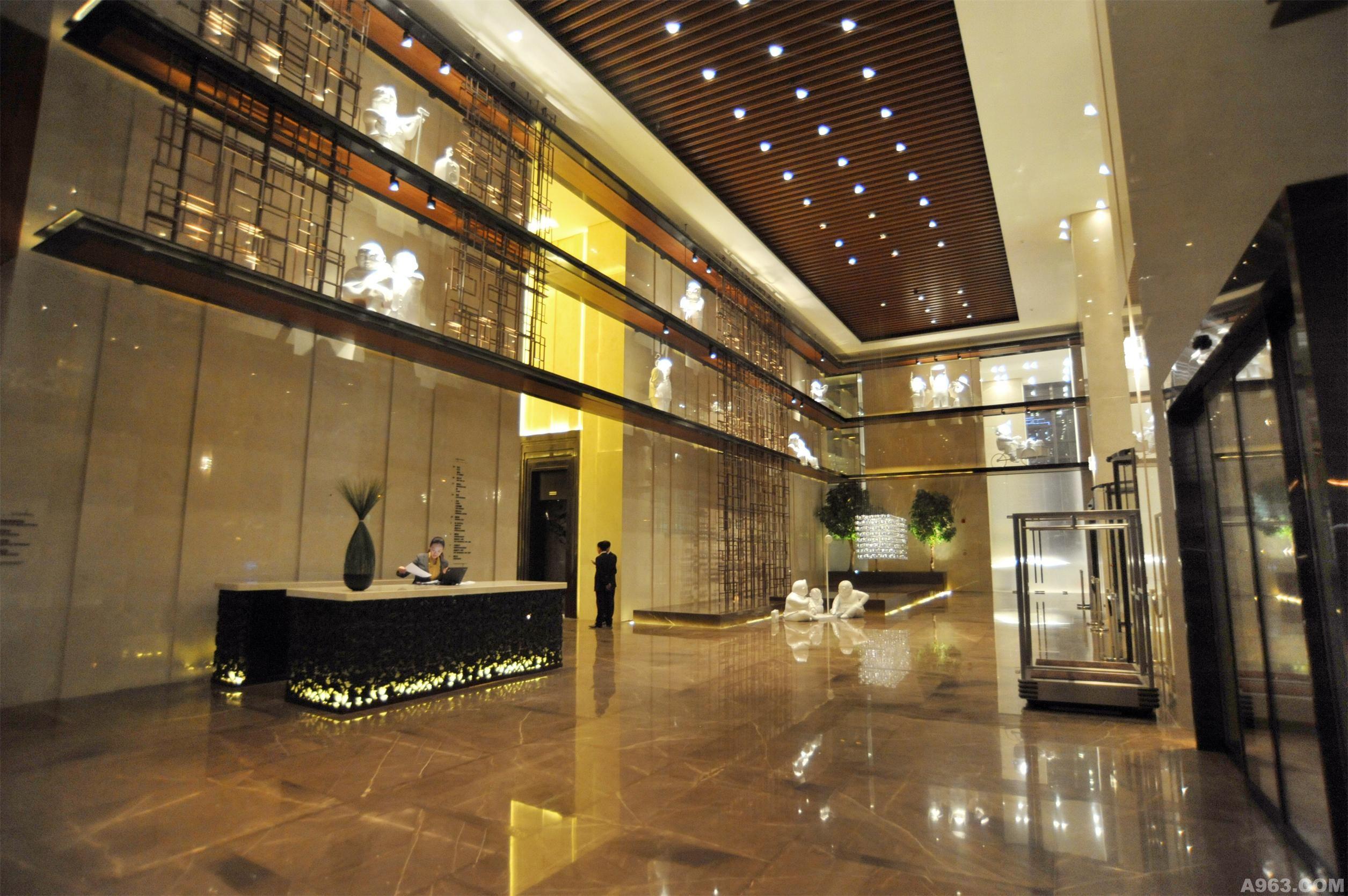 沈阳华润君悦酒店(SHENYANG GRAND HYATT HOTEL)