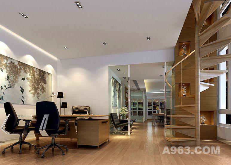 贵州六建--办公空间设计