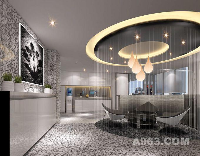 展厅设计与装修施工,成功案例:狮岭李总皮革展厅