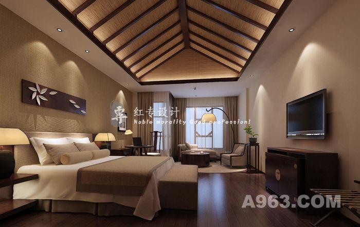 成都商务酒店设计--凯越名城酒店