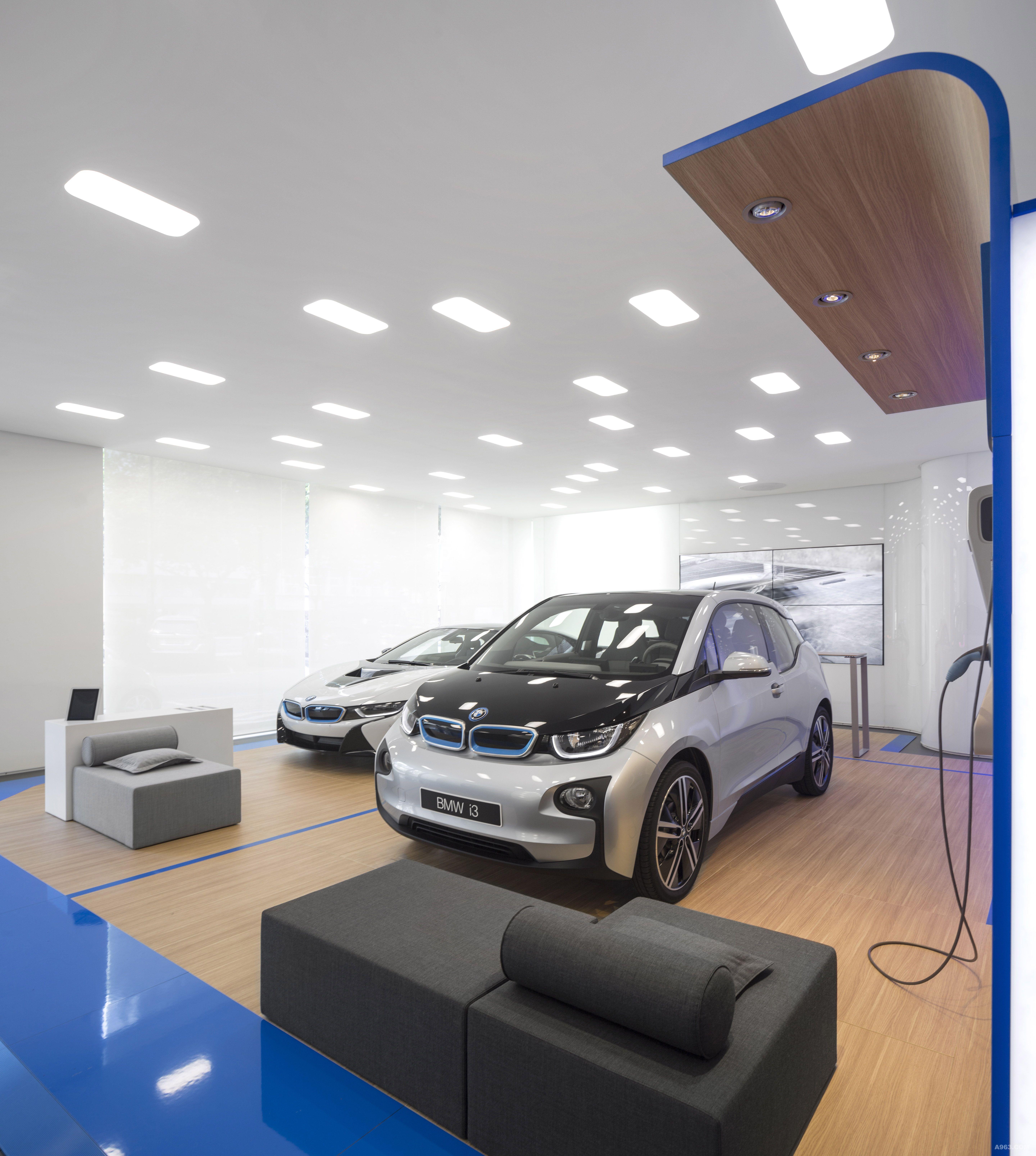 BMW展厅