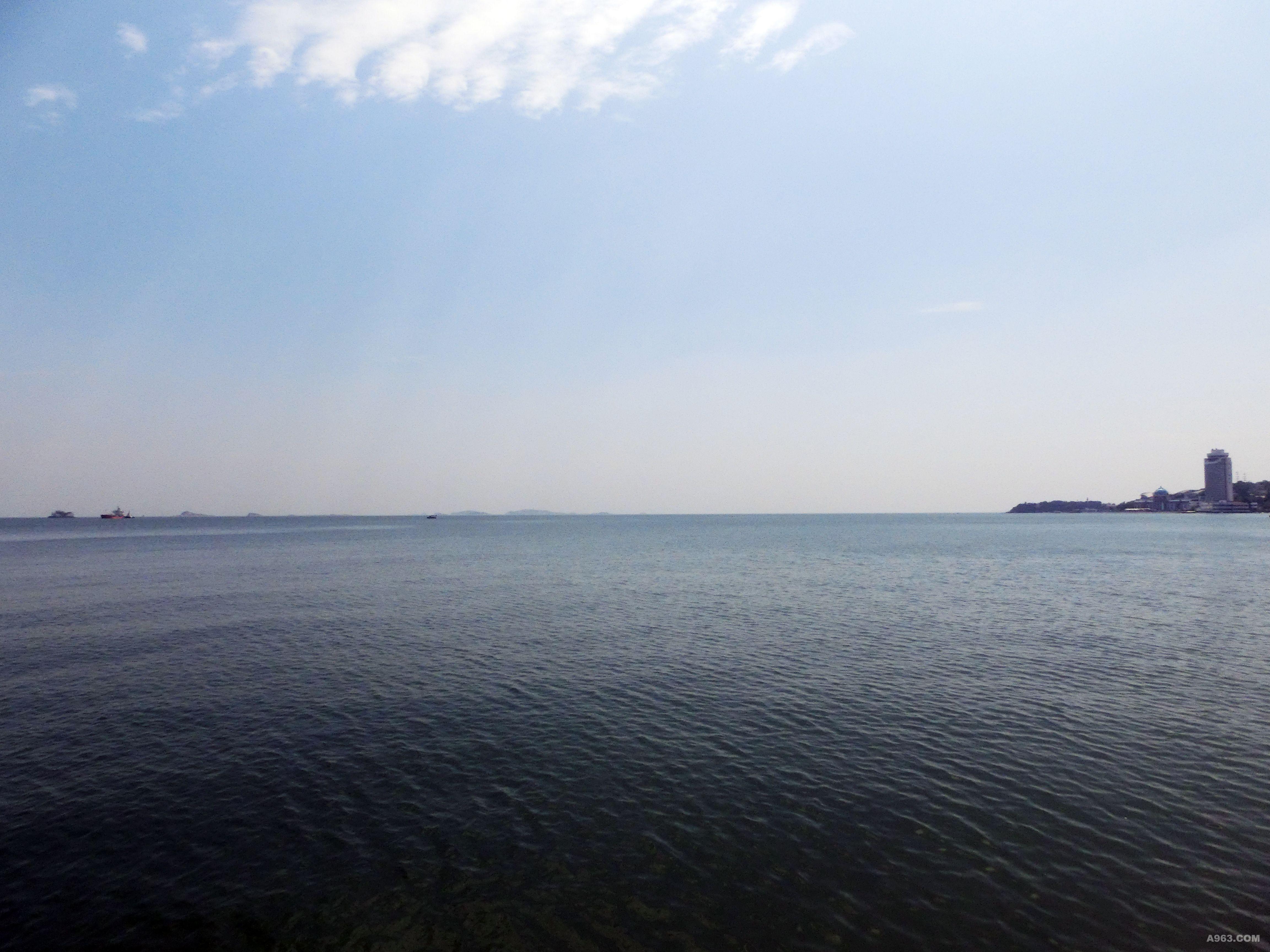 离大海最近的公立美术博物馆(烟台美术博物馆)