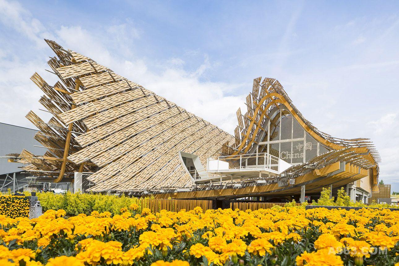 米兰世博会中国馆