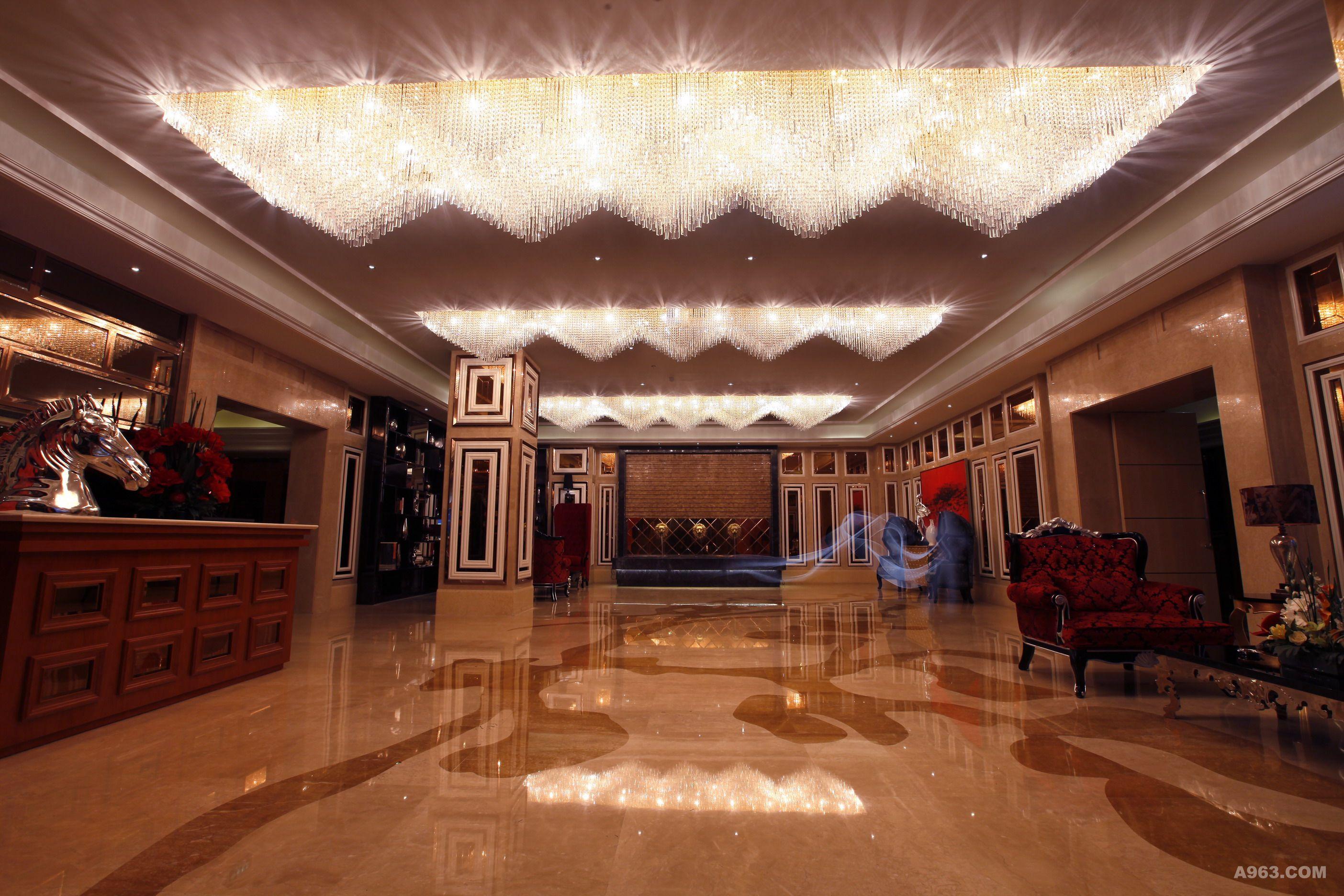 汉华国际饭店会所
