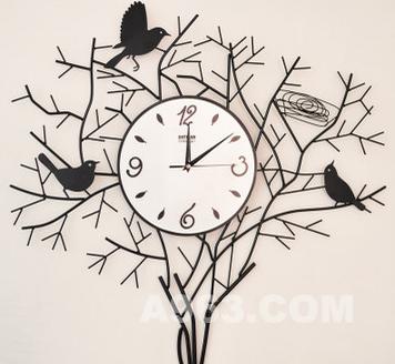 动物系列的钟,挂在墙上感觉萌萌哒