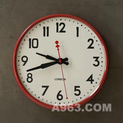 对了,挂钟呀!好看的钟实在是太多了