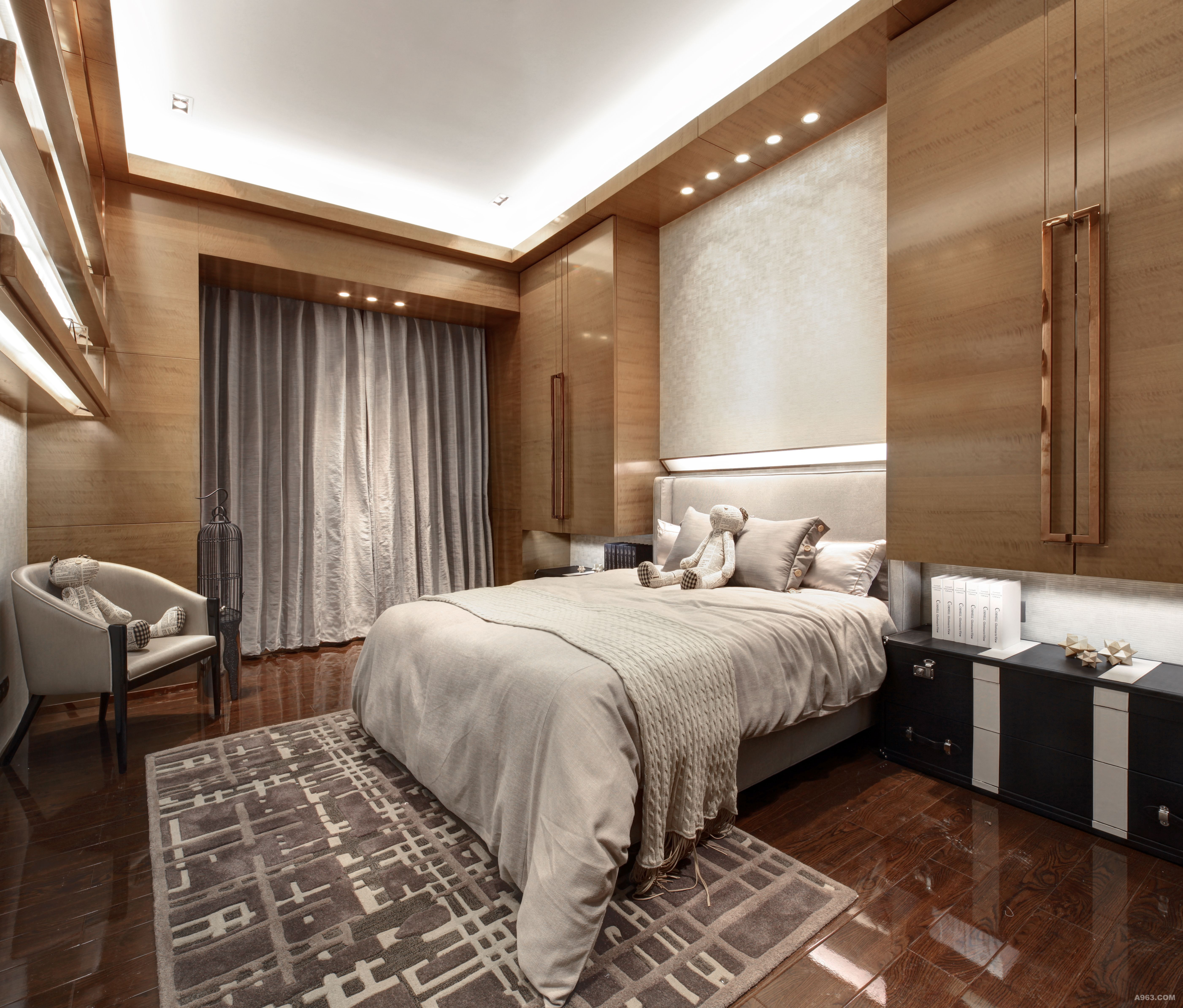 东莞龙泉豪苑92101样板房