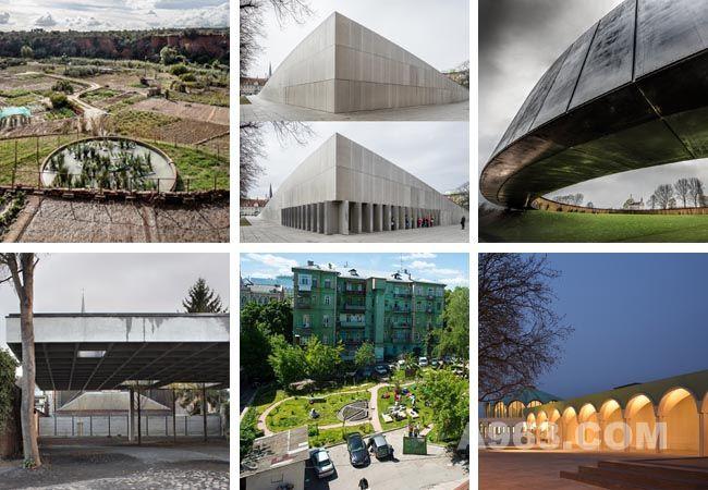 2016年欧洲公共空间奖获奖作品