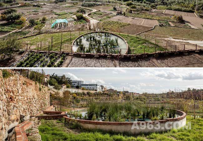 温泉产业灌溉系统修复