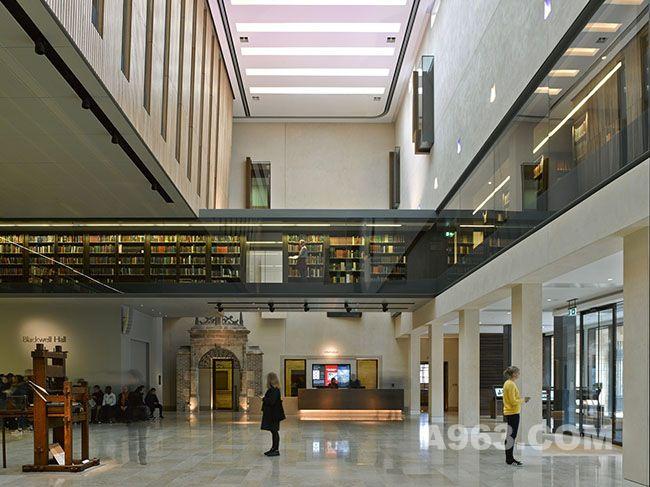 韦斯顿图书馆