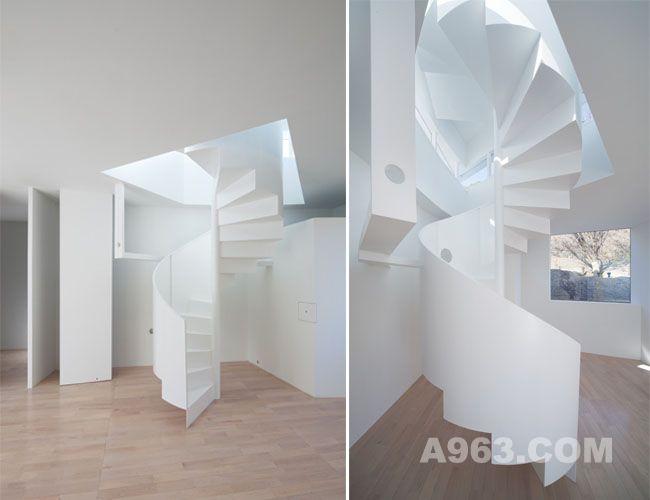 尊享绝佳案例的日本精品别墅_斜坡景观-万科室中华零碳中心建筑设计图片