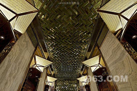 洪忠轩作品:三亚美丽之冠圣树酒店