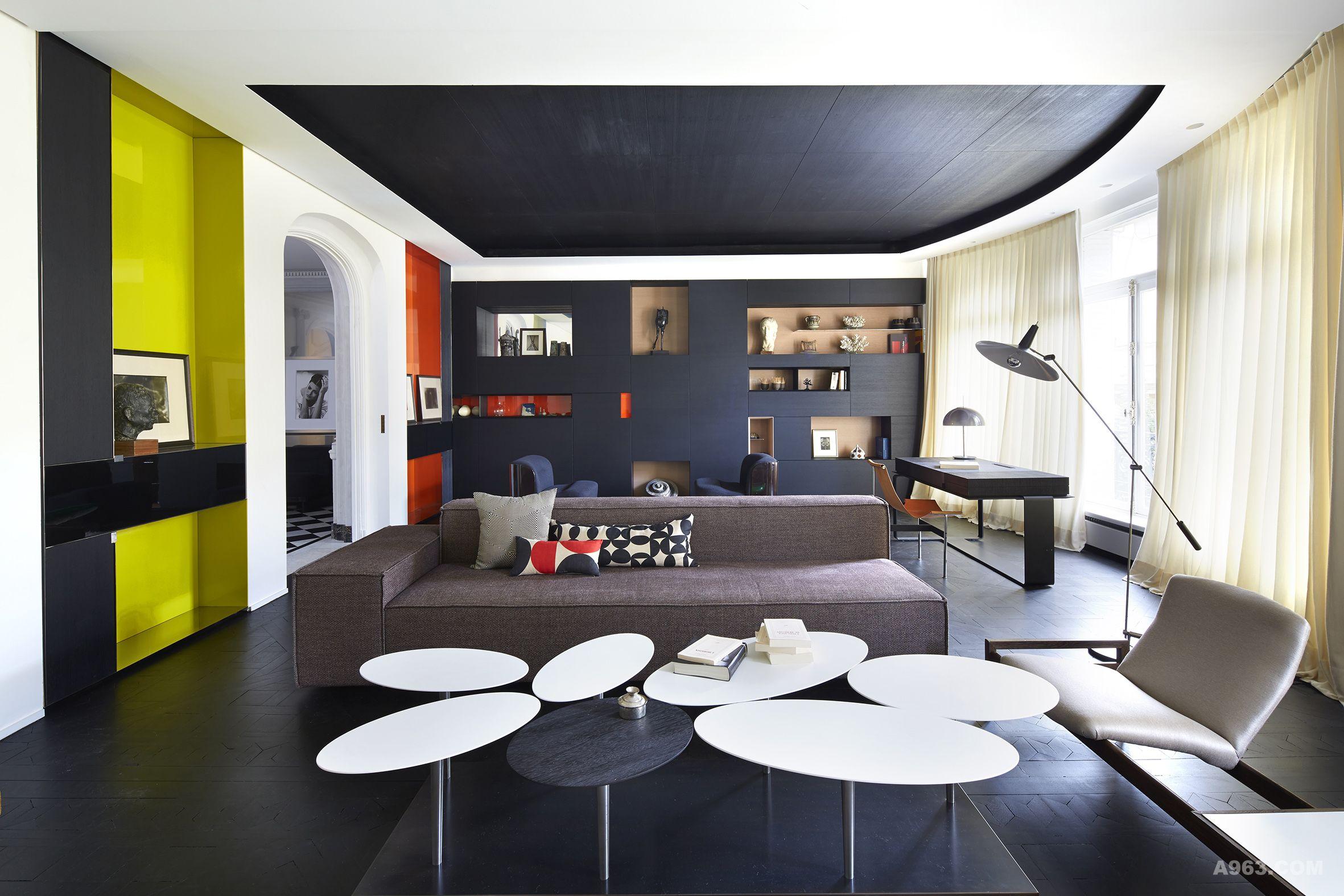 经典与永恒现代公寓设计