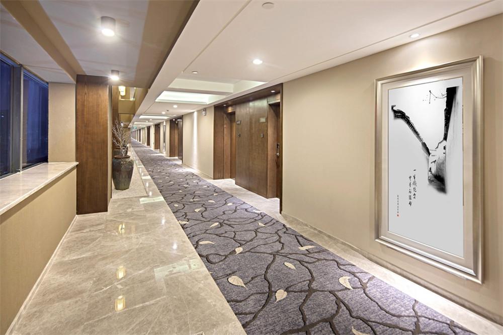 黎明设计作品:黄山栢景假日酒店