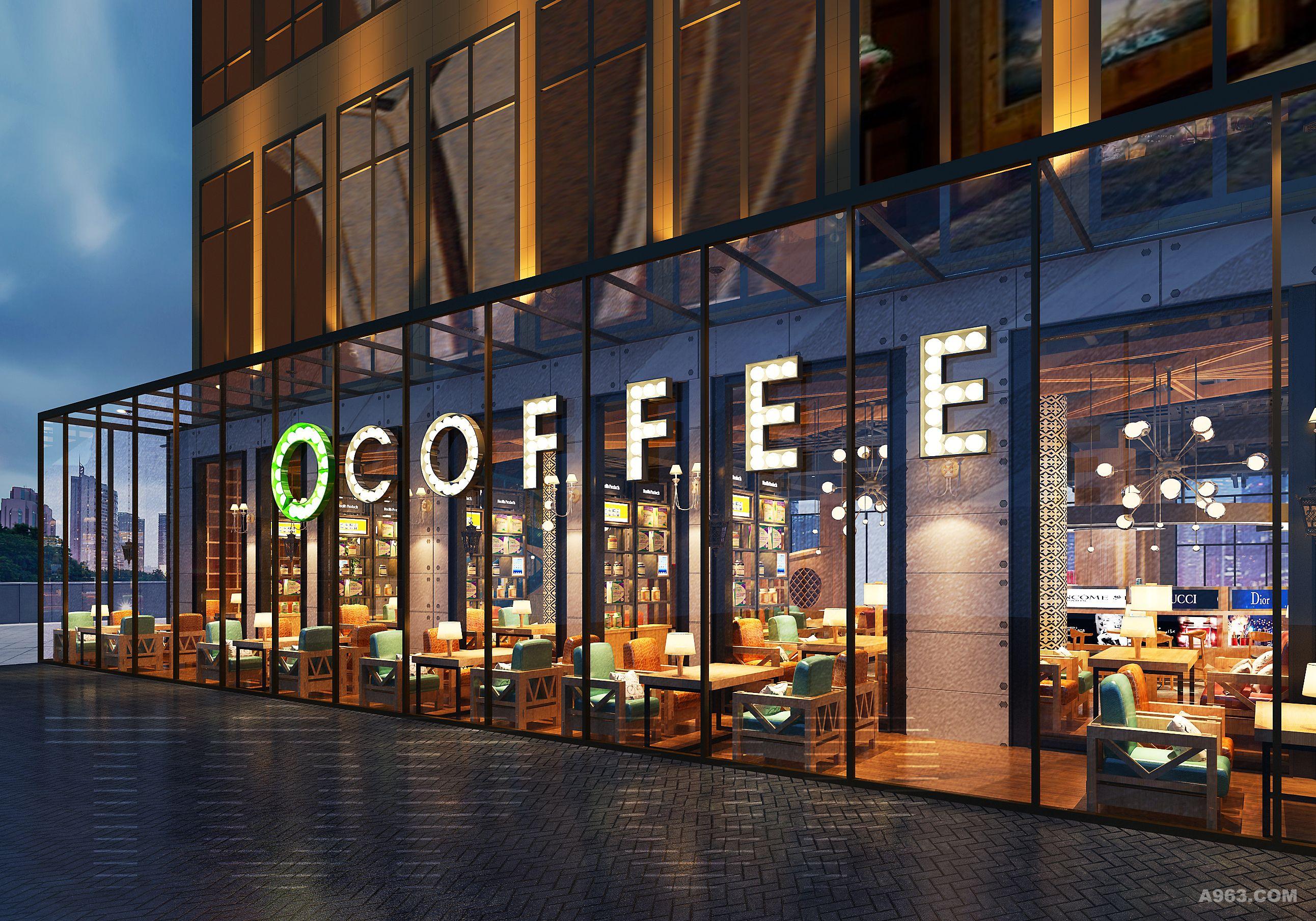 绵阳O咖啡
