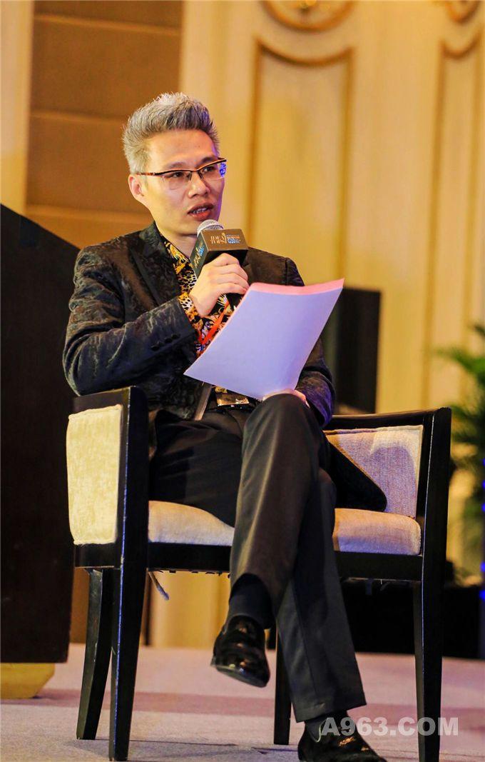 主持人:香港酒店设计公司丨HHD假日东方国际负责人洪忠轩
