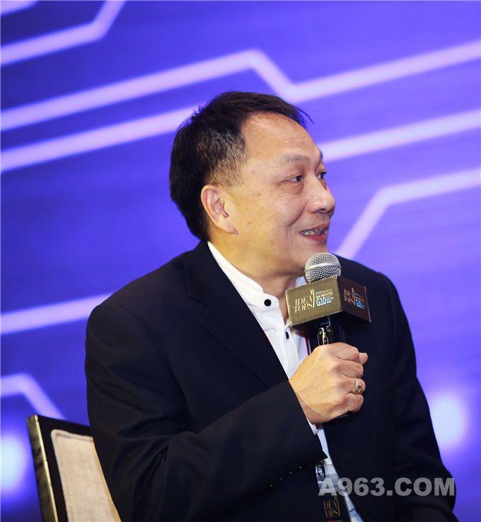 主持人:上海元柏建筑设计事务所总经理史迪威