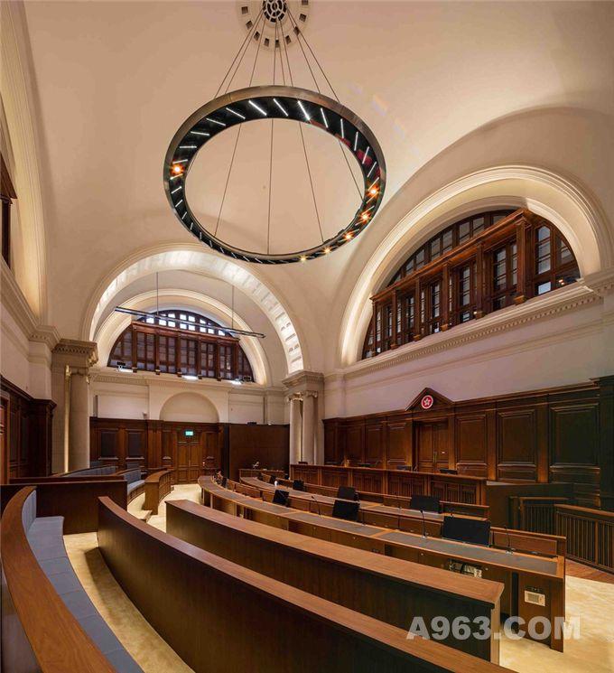 优雅而庄重——香港终审法院大楼