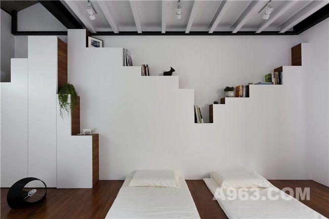 二层起居空间