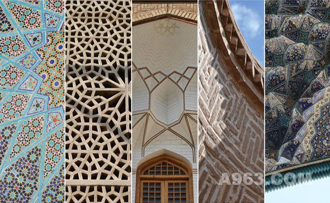 剖析伊朗建筑复杂几何的简单性