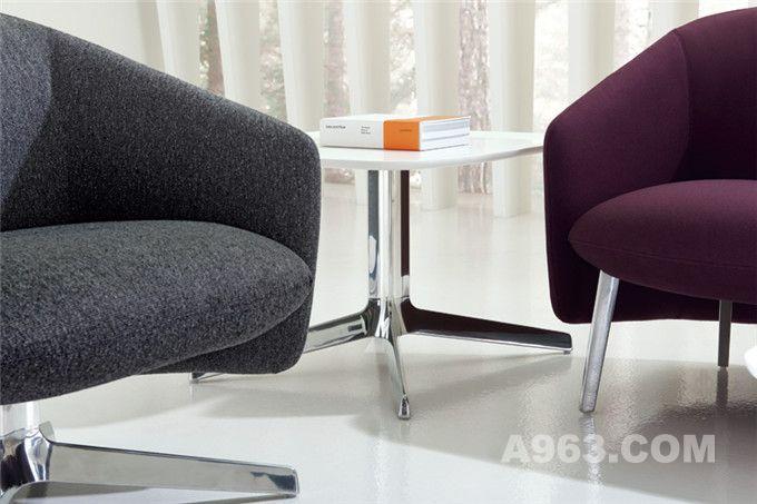 精心设计,适用于不同空间的座椅