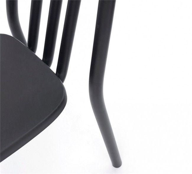 无扶手的管条椅细节