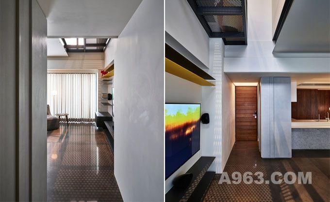 记忆的味道丨台北时尚公寓
