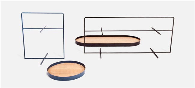 """basket tables""桌面与框架分解图"