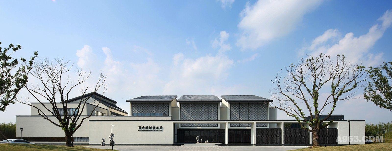 华夏嘉善城市规划展览馆