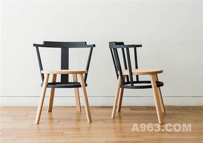 传递中西美学的现代化座椅