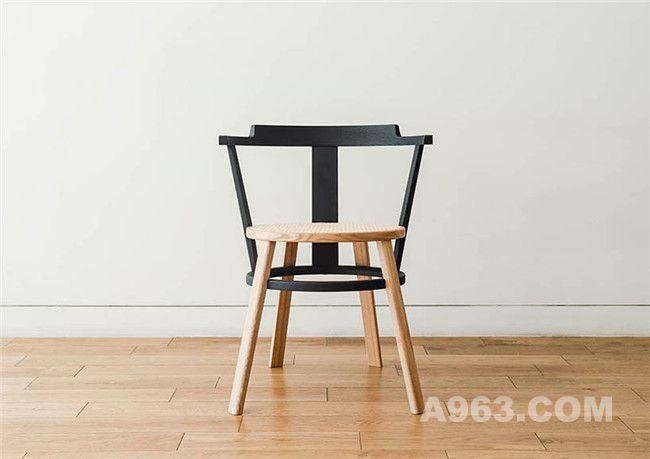 """中国款明代风格的""""offset""""座椅"""