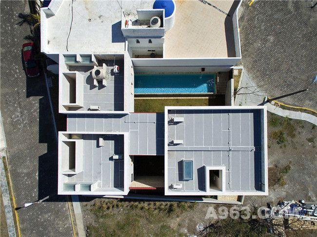 住宅俯视图
