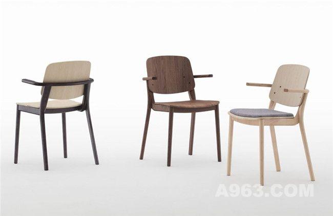 由日本传统工艺打造的时尚家具