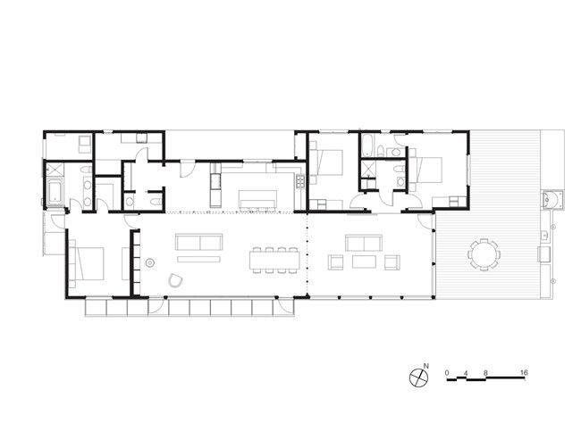 住宅平面图