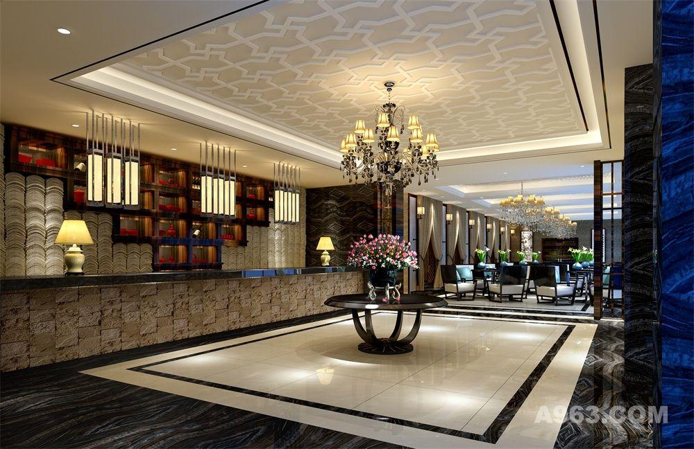 安州酒店装修设计