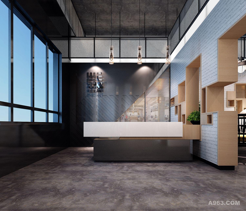 微影时代微赛体育办公空间设计