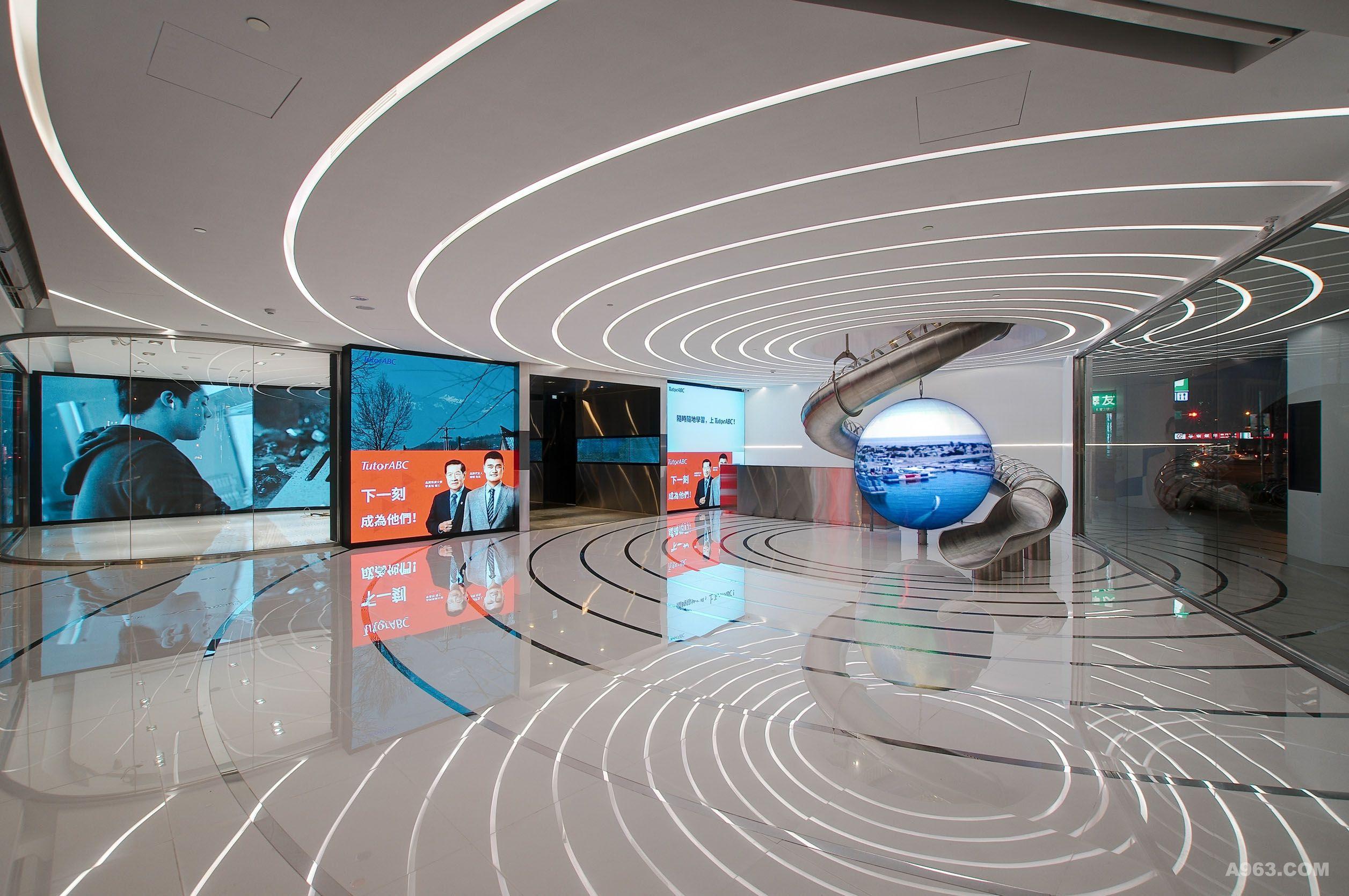 台北 tutorabc 办公室兼体验展示中心