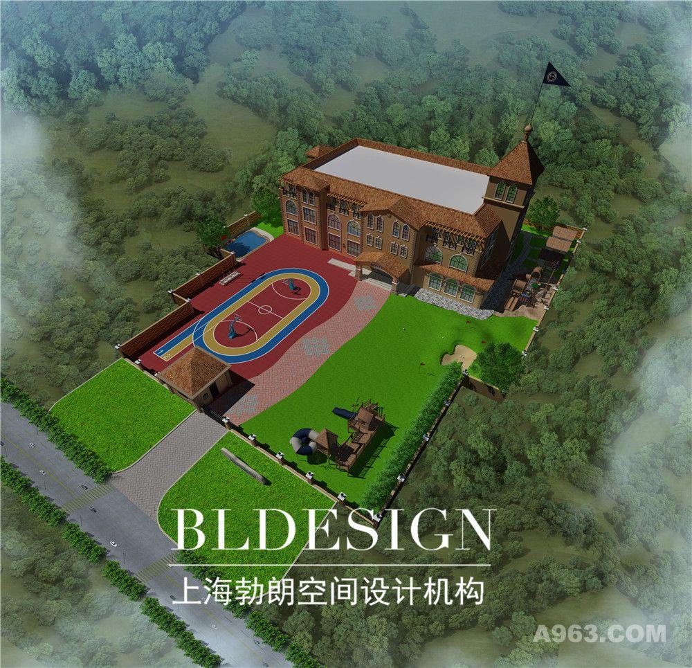 郑州幼儿园设计公司解析郑州新郑红溪谷迪爱茜国际幼儿园设计案例