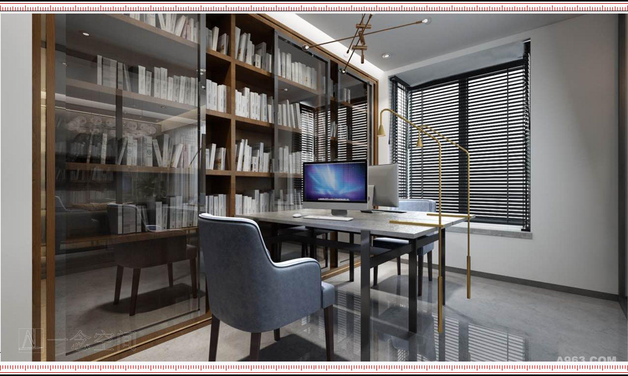 南宁办公室设计:埌东广源国际国际环保公司
