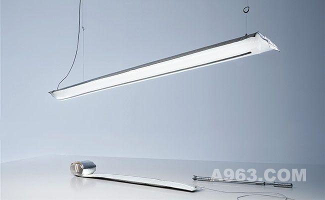 创意设计丨灵活的充气式灯饰