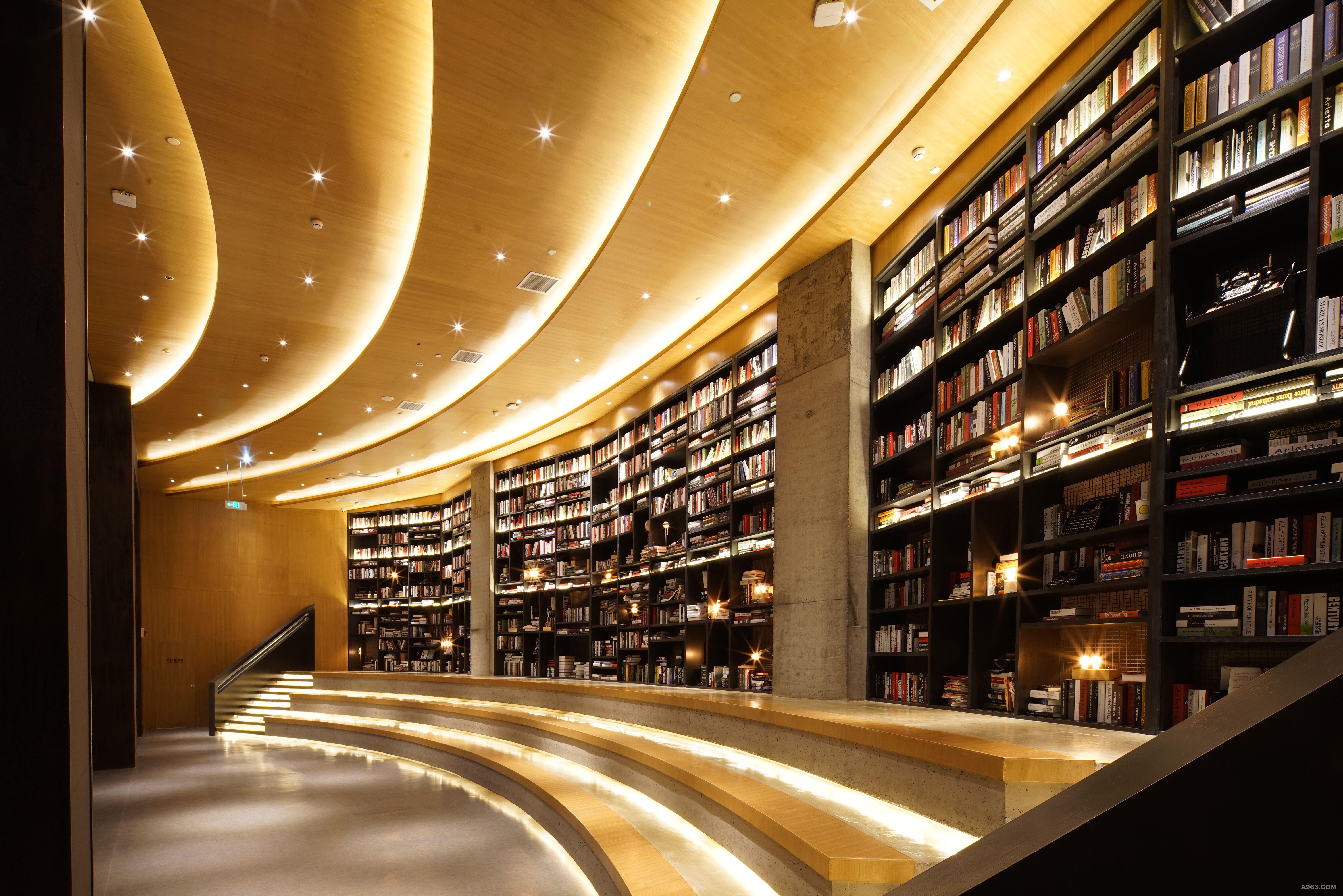 峻佳设计-言几又成都凯德天府书店