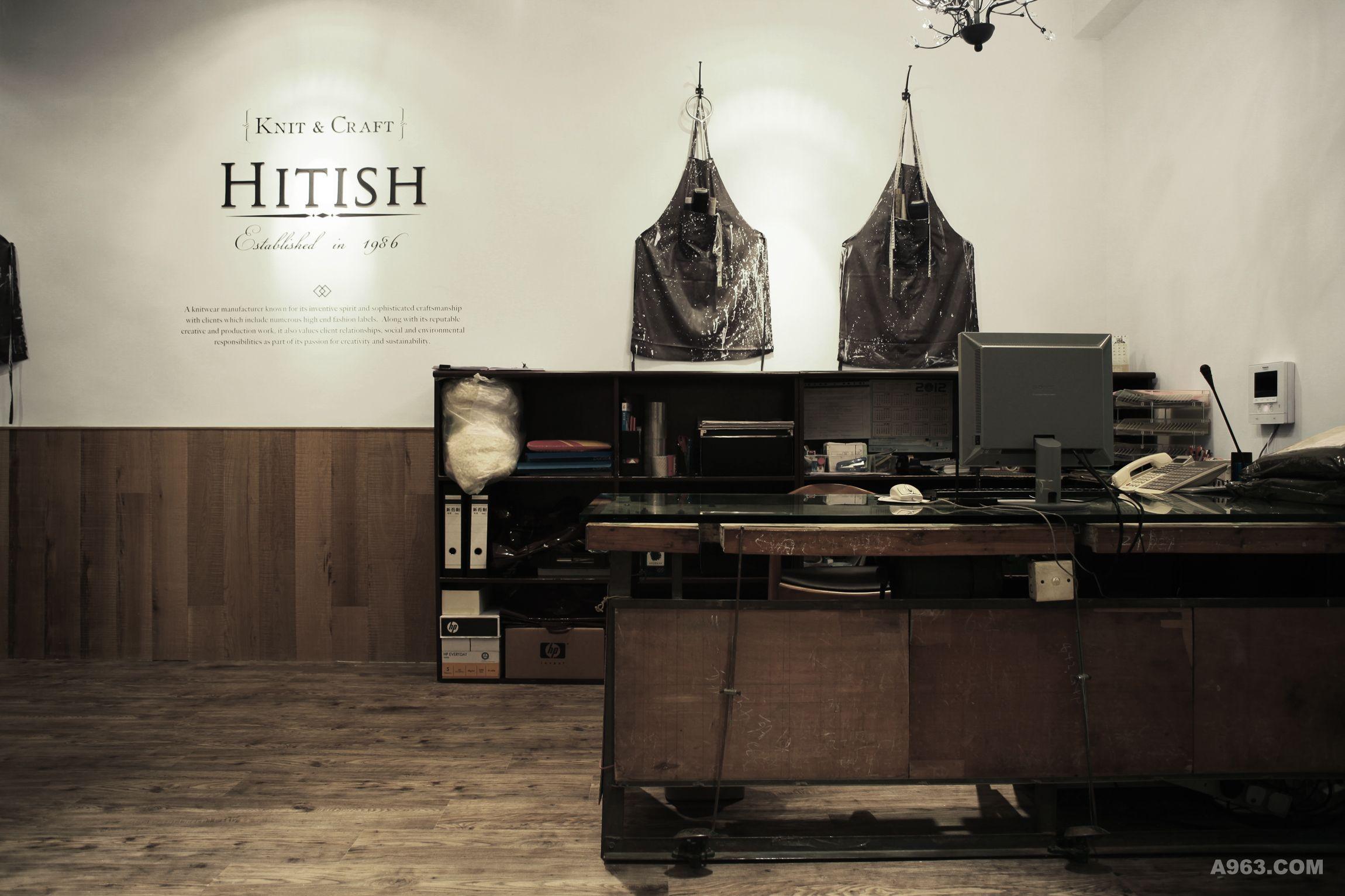 峻佳设计-香港hitish办公室