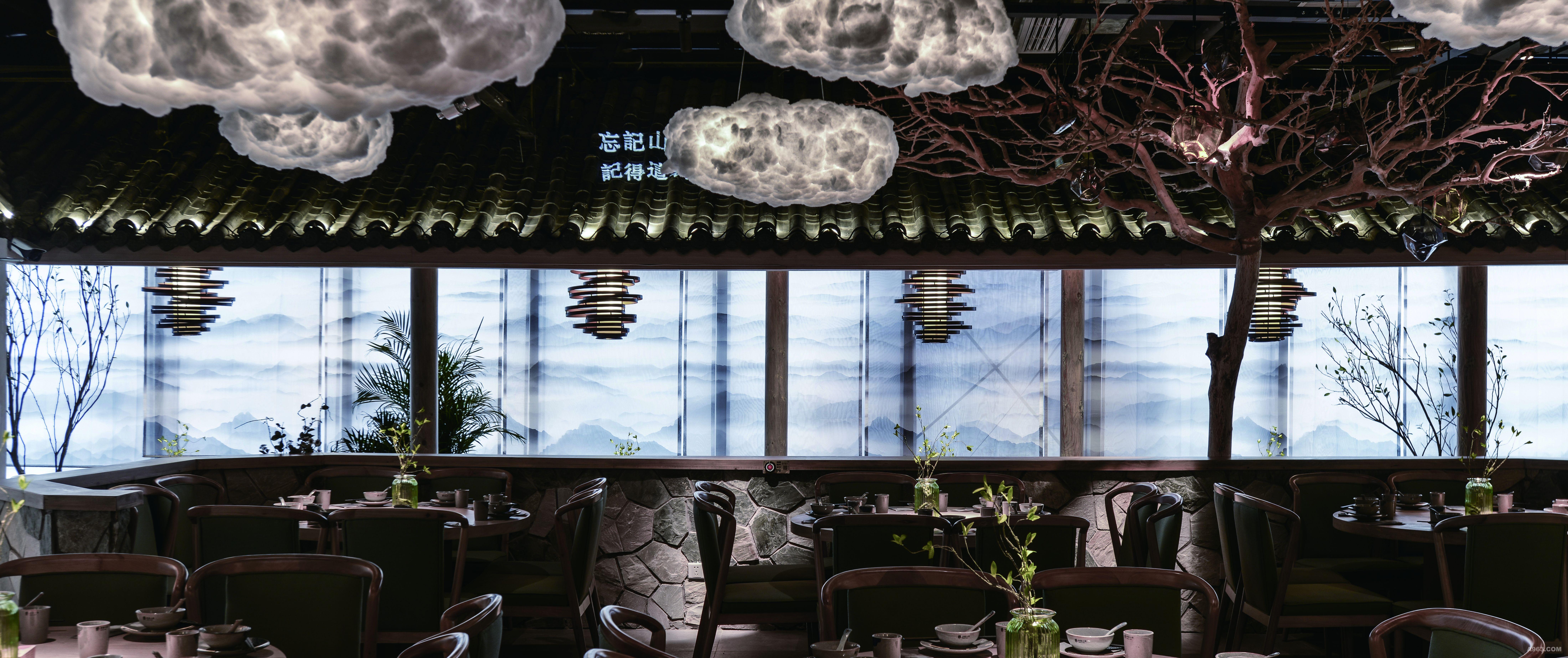 重庆苗厨·食忆-餐饮空间