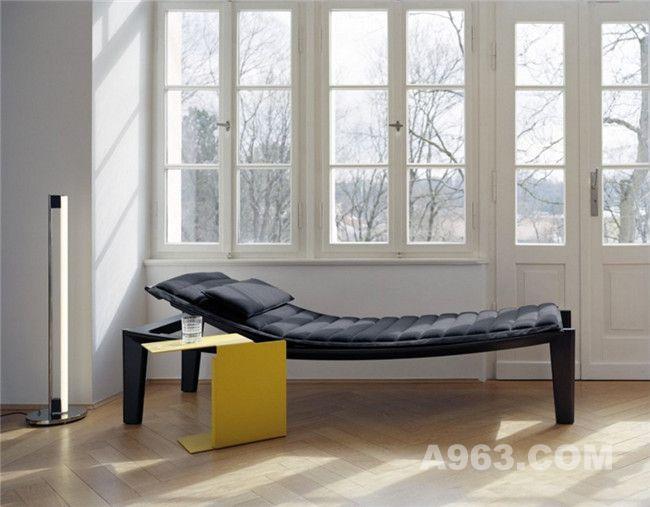运用传统工艺精心制作的沙发椅