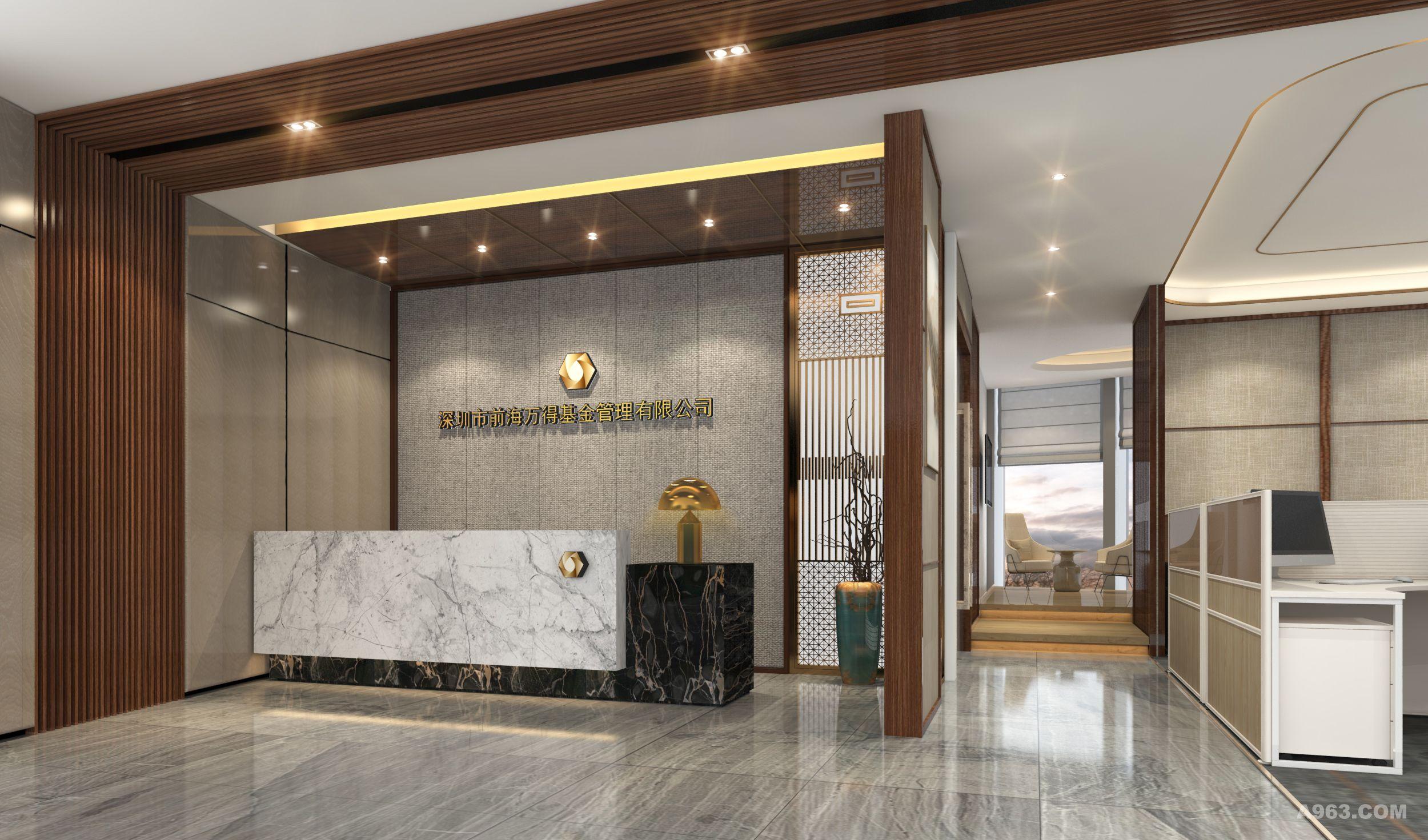 卓越金融办公室设计