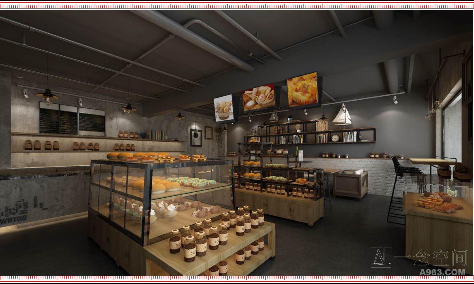 南宁学院高级甜品体验店