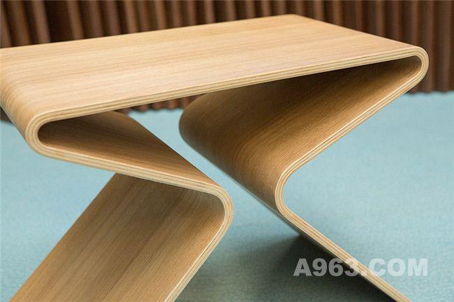 诠释瑜伽之美的曲木家具系列