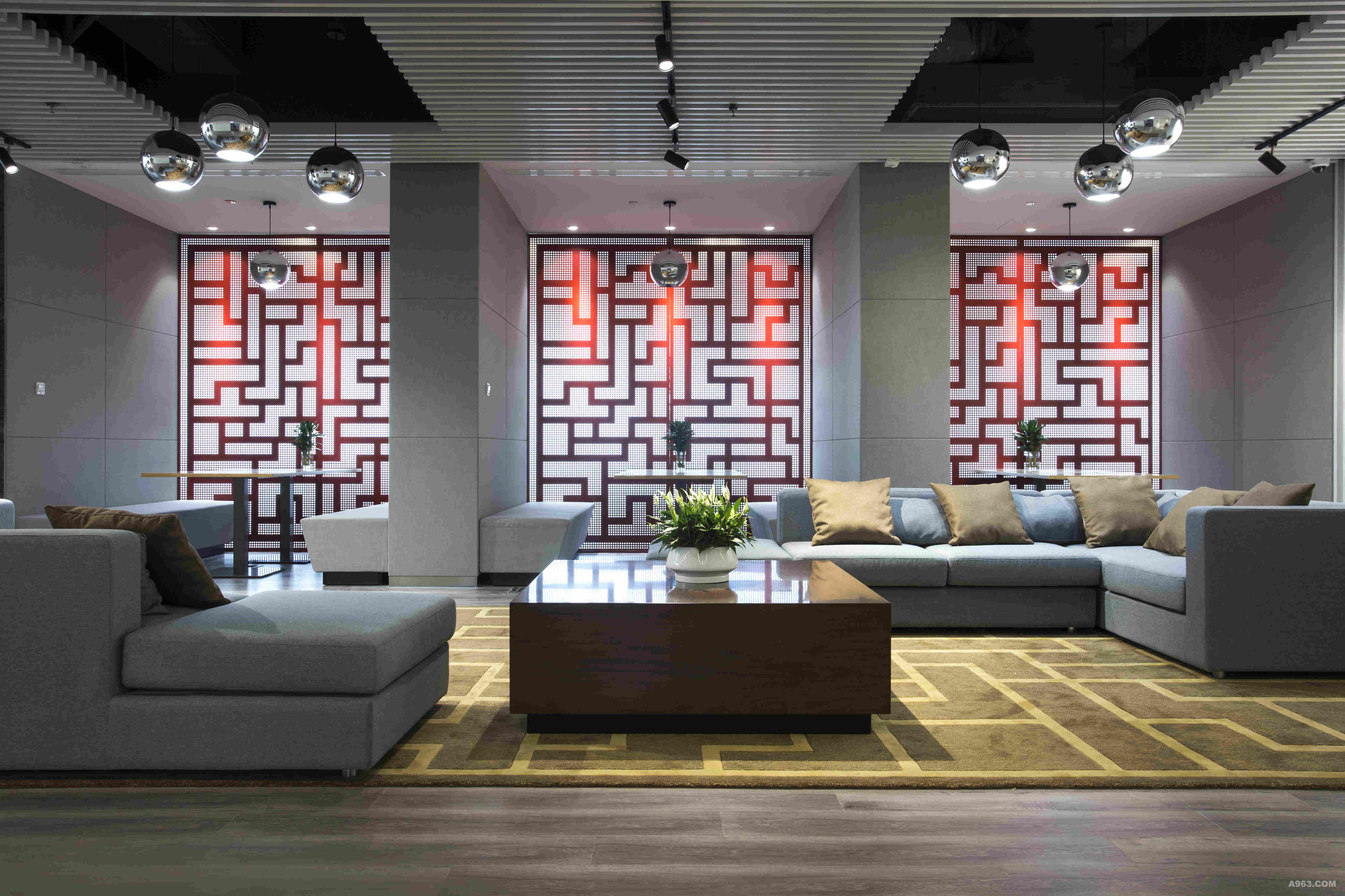上海wish电子科技有限公司办公室项目