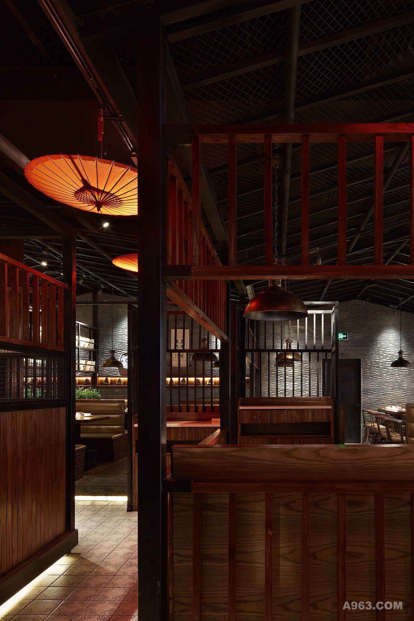 古盱府餐厅 南昌道和设计出品